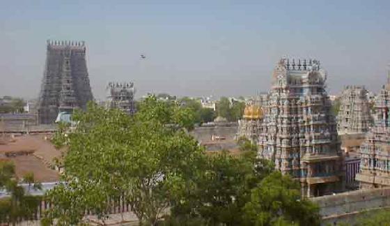 Meenakshi Temple India Meenakshi Temple Quot