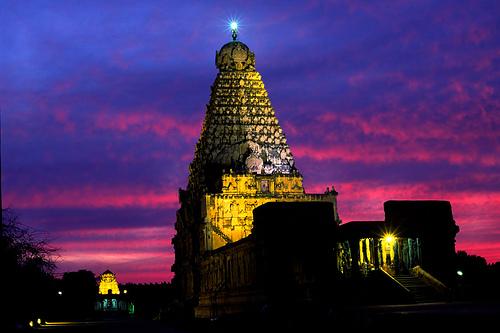 Thanjavur Temple in chennai