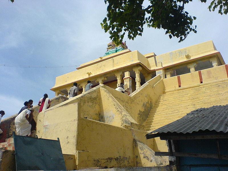Ramar padam temple - footsteps of rama