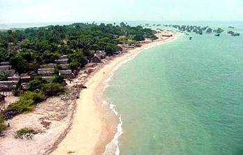 Rameshwaram Beach and Temples