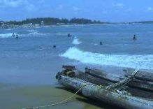 Covelong beach, Mahabalipuram, Chennai