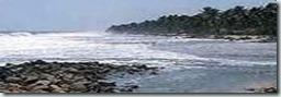 uppada beach in kakinada
