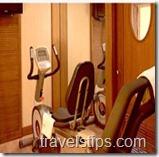 gym in golden chariot
