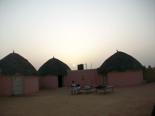 Jaisalmer Resorts