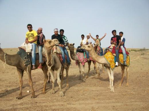 Jaisalmer-Tourist-Spots